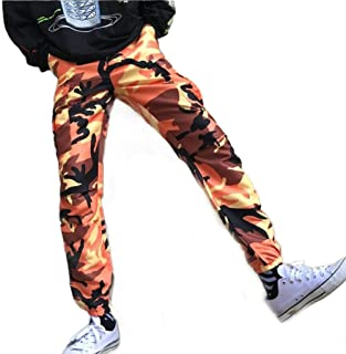 ae51b01171bd Doufine Unisex Camo Fitness Sport Jogger Trousers Cargo with Pockets Pants