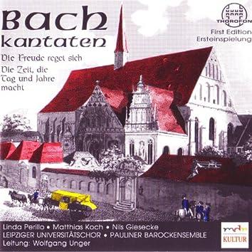 Bach: Kantaten BWV 36b, 134a
