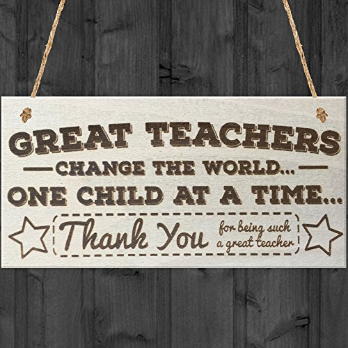 Red Ocean Great Teachers Change The World THANK YOU For Being Such A Great...