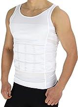 Basic Deal Slim N Lift Slimming Tummy Tucker Body Shaper Vest for Men