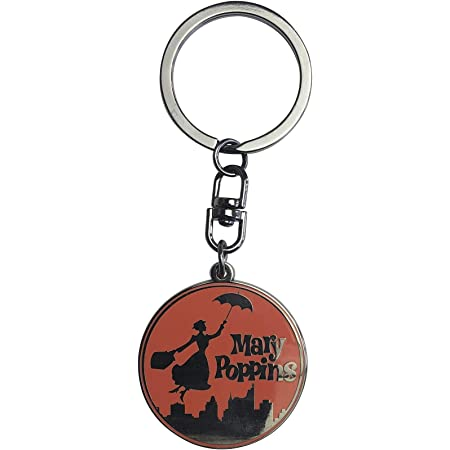 ABYstyle - DISNEY - Mary Poppins - Schlüsselanhänger - Mary Poppins