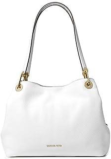 0c758c93c8f010 Amazon.com: Michael Kors - Whites / Totes / Handbags & Wallets ...