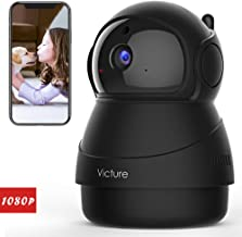 Victure 1080P FHD WiFi IP Camera Indoor Wireless Security...