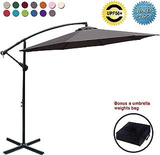 market umbrella canopy