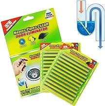 EL Drain Sticks Drain Cleaner Sticks Drain Deodorant Sticks to Eliminate The unpleasant Odor of Kitchen and Bathroom Sinks...