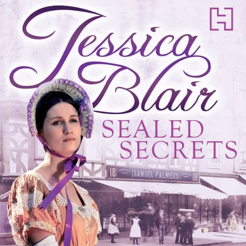 Sealed Secrets audiobook cover art