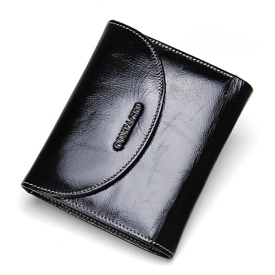 献身フライト魅力的であることへのアピール連絡先オイルワックス牛革本革メンズコインカードバッグ旅行財布ウォレット