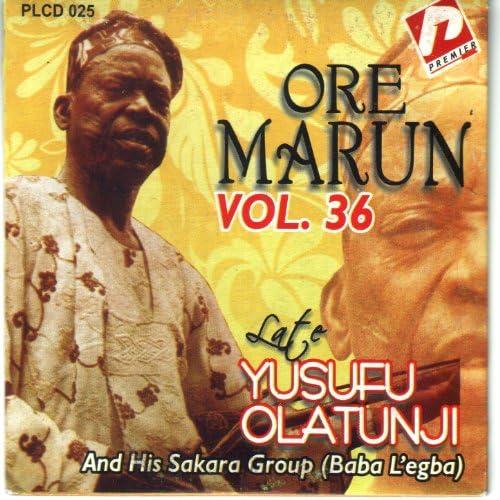 Yusufu Olatunji & His Group (Baba L'Egba)