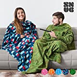 Batamanta Adultos Snug Snug Extra Suave Diseños Originales - Galaktic