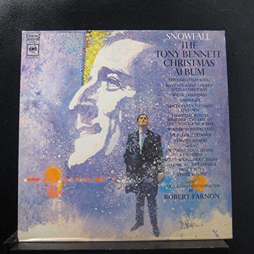 Tony Bennett - Snowfall (The Tony Bennett Christmas Album) - Lp Vinyl Record