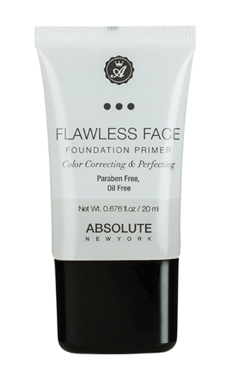 マウンド願望エミュレーションABSOLUTE Flawless Foundation Primer - Clear (並行輸入品)