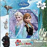 Disney Frozen My First Puzzle Book