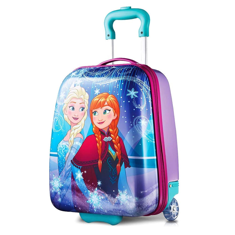 ディズニー アナと雪の女王 キャリーバッグ ハード スーツケース キッズ American Tourister(アメリカンツーリスター) [並行輸入品]