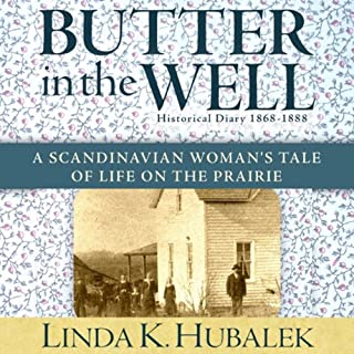 Butter in the Well audiobook cover art