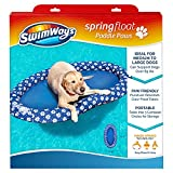 Paddle Paws Spring Float Dog Raft, Large (65 lbs. and Up)