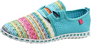b4c73e5c6ad2 Sunnywill Chaussures Montantes colorées et Respirantes en amont pour Les  Femmes Occasionnelles, Baskets antidérapantes et