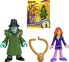 Daphne & Mr. Hyde Scooby Doo Imaginext Figures 2.5
