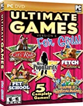 Ultimate Games for Girls 5 - PC