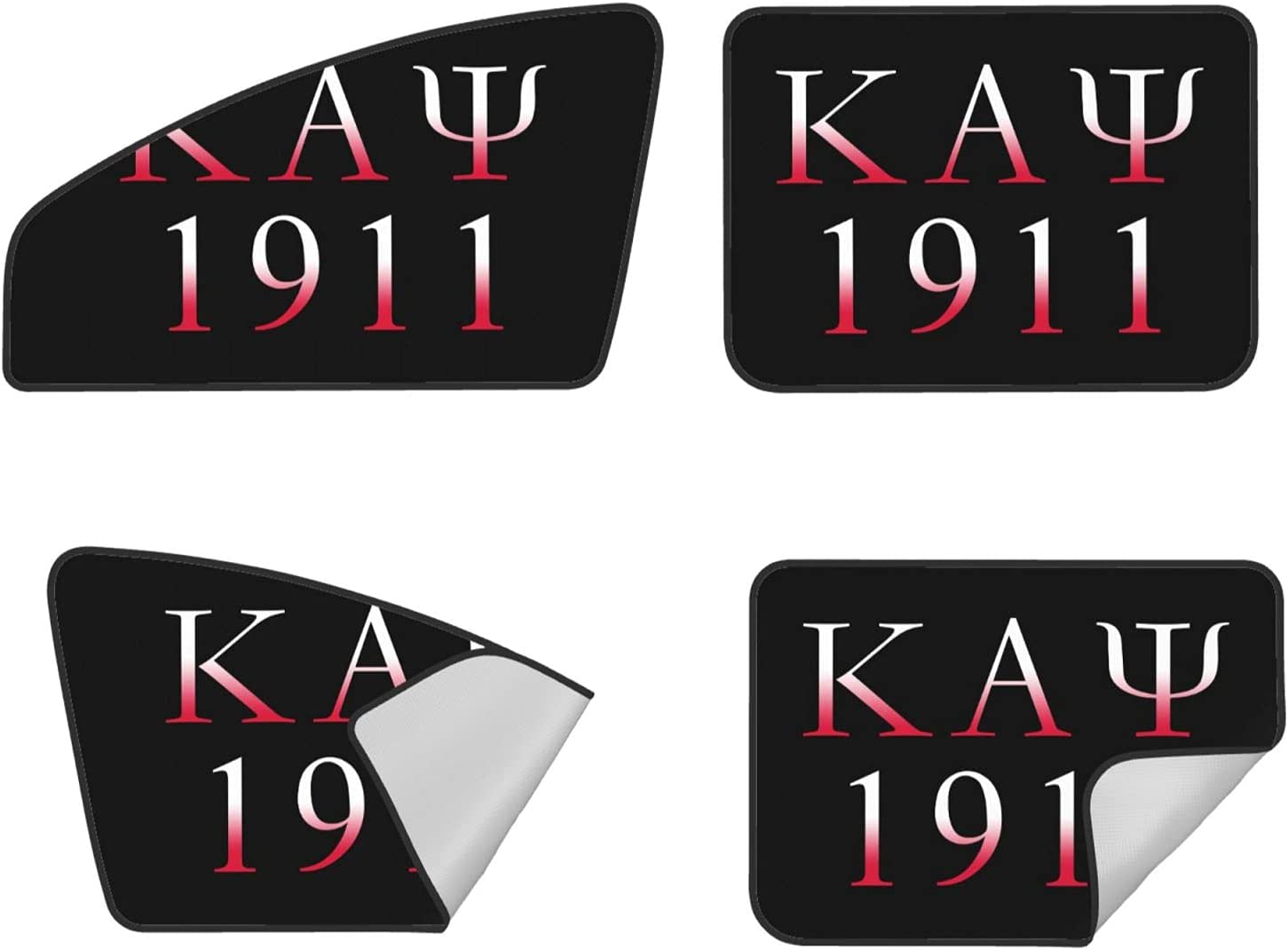 ZHUOBAIL Ka-pp_a A_lp-ha famous Ps-i security 1911 Nupes Visor Ca KAP Fraternity