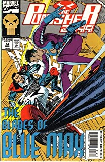 The Punisher 2099, VOL 1, #14 (Comic Book): THE BLADES OF BLUE MAX