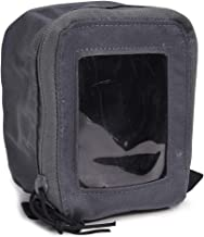 """product image for LBX TACTICAL 3"""" Open Window Pouch, Wolf Grey, Small - LBX-1015WG"""