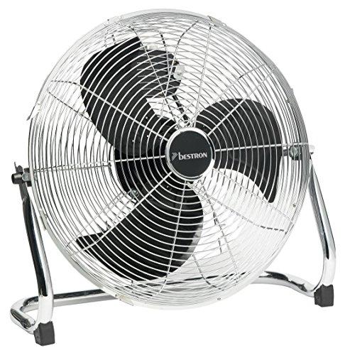 Bestron DFA40 ventilateur Argent