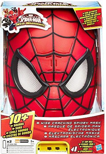 Hasbro B0570EU4 – Spiderman Masque électronique