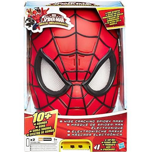 Hasbro B0570EU4 - Spiderman Maschera Elettronica