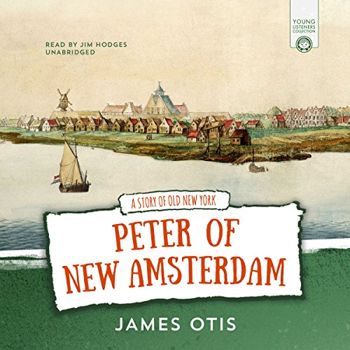 Peter of New Amsterdam cover art