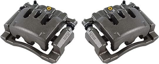 CCK02479 [ 2 ] REAR Premium Grade OE Semi-Loaded Caliper Assembly Pair Set