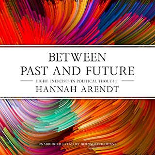 Between Past and Future audiobook cover art