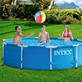 Zoom IMG-1 intex 28202 metal frame piscina