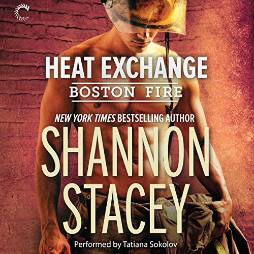 Heat Exchange audiobook cover art