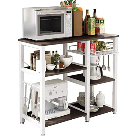 HH03-65 Microwave Bracket Kitchen Oven Shelf Holder Angle Frame Stainless Steel