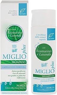 MiglioPlus - Dr. Taffi Shampoo Rosmarino e Lavanda Bio - 260 gr