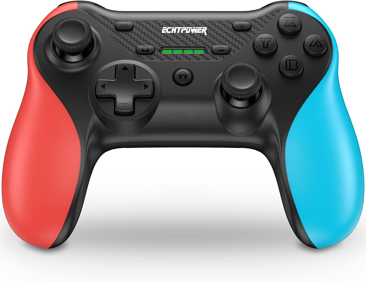 [2021 Version] Wireless Controller for Switch/Switch Lite, Professional Controller Remote Gamepad Joystick Switch Pro Controller for Switch Console with Turbo Function and 6-Axis Gyro