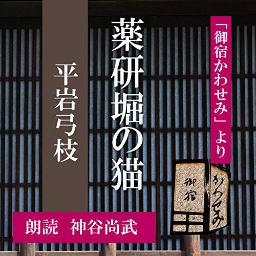 『薬研堀の猫 (御宿かわせみより)』のカバーアート
