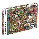 Piatnik - Puzzle de 1000 Piezas (26.6x6.3 cm) (5352)