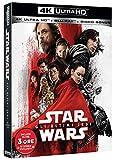 Star Wars: Gli Ultimi Jedi (UHD 4K) (3 Blu-Ray)...