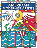 The Coloring Book of American Modernist Artists