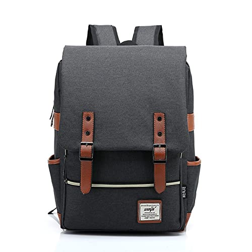 ccf06de39c6f UGRACE Slim Business Laptop Backpack Elegant Casual Daypacks Outdoor Sports  Rucksack School Shoulder Bag for Men
