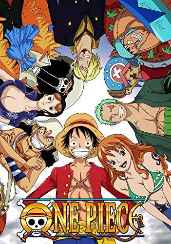 Tainsi One Piece - Póster con diseño de Strohhut, 30 x 46 cm