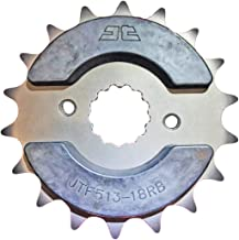 GSF1250 SA Bandit ABS 07 08 09 10 11 12 13 14 15 16 Front Sprocket 18 Tooth 530 Pitch JTF513.18