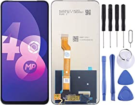 AMTOP AYG LCD Screen and Digitizer Full Assembly for Oppo F11 Pro (Black) (Color : Black)