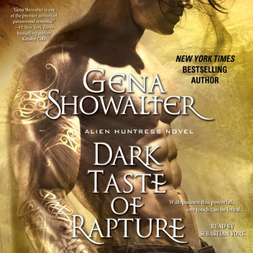 Dark Taste of Rapture audiobook cover art
