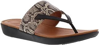 FitFlop Womens Delta Toe Thong Sandals