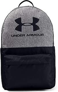 Under Armour Unisex-Adult Ua Loudon Backpack-gry Sırt Cantaları Siyah (Gray)