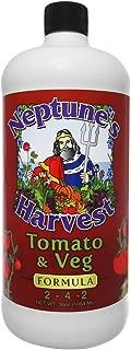 Neptune's Harvest TV136 Tomato & Veg Formula Fertilizer, 36 oz