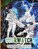 Overwatch Coloring Book: Stunning Coloring Books For Adult And Kid. Relaxing Activity Pages