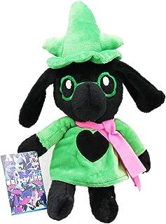SYUSAMA Deltarune Ralsei Plush Doll Soft Stuffed Toy 14 Inch
